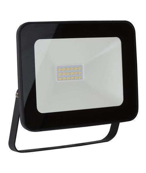 REFLECTOR EXTERIOR LED 20W 100-240V 6500K 1800LM COLOR NEGRO *** HASTA AGOTAR 2020 ***