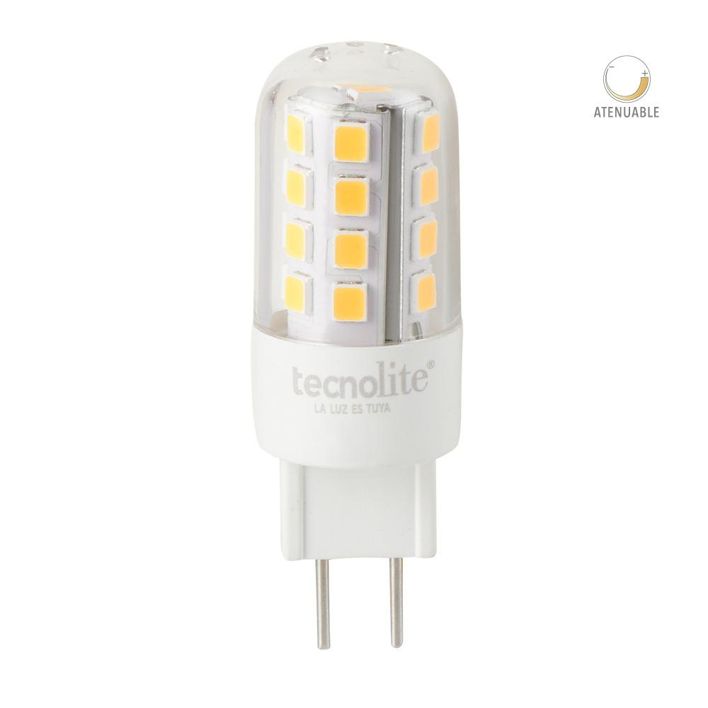 LAMP LED AMPOLLETA 3W 3000K GY6.35 280LM
