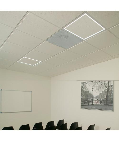 INTERIOR OFFICE EMP. LED 40W/100-240V. 4000K TARF