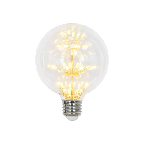 BULBO DE LED 1.5W E26 127V 2 400 K G95 MCA PHILCO