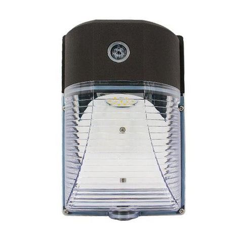SLP LUMINARIO DE LED WALLPACK 26W IP65 120 P.F .95 50 000HR. DE ALUMINIO CON PC MCA PHILCO