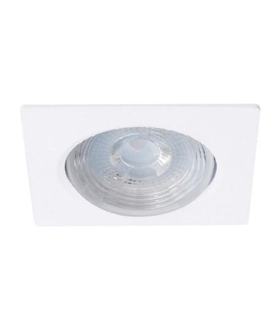 INTERIOR EMPOTRADO LED 7W/100-240V. 6500K L.D. BLANCO ALCOR
