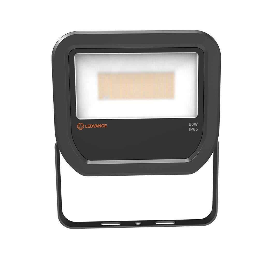 PROYECTOR LED FLOODLIGHT 50W 5000K COLOR NEGRO