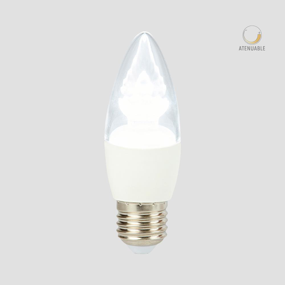 LAMP LED VELA  6W6500KE27470LM