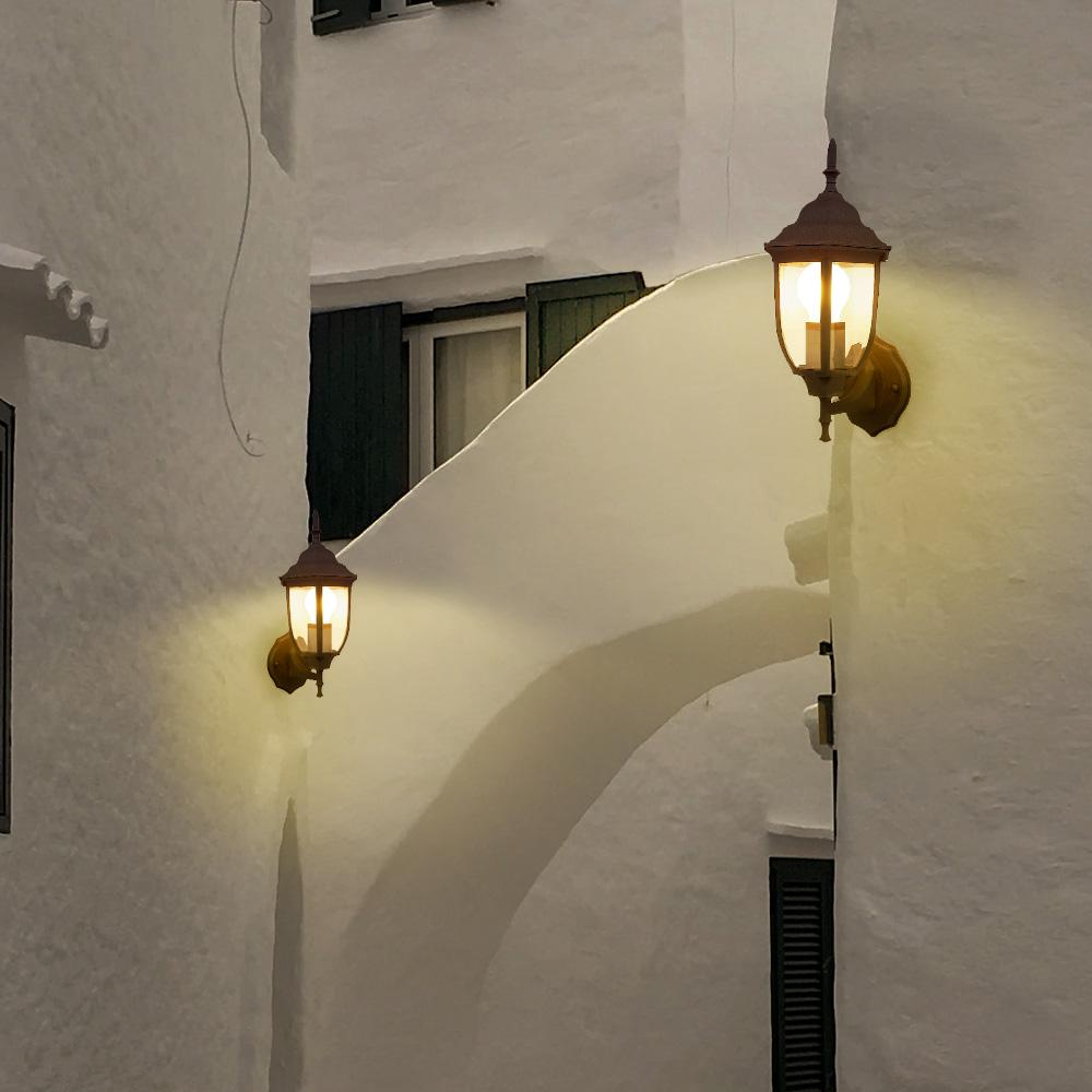 FAROL PARED CTAL. CL.BISEL CAFE TECNOLITE