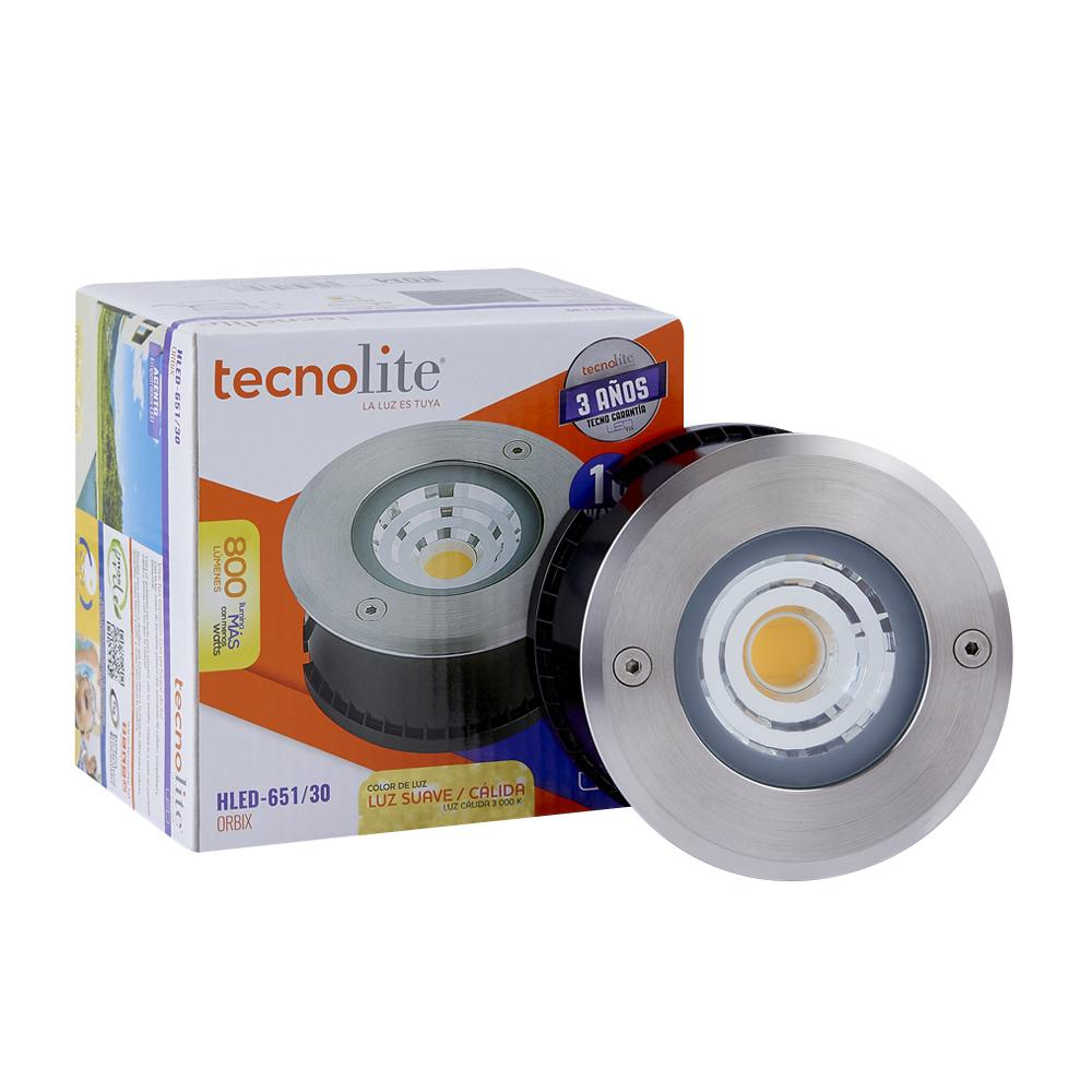 LUMIN. EXT. LED PISO 100-240V 3000K