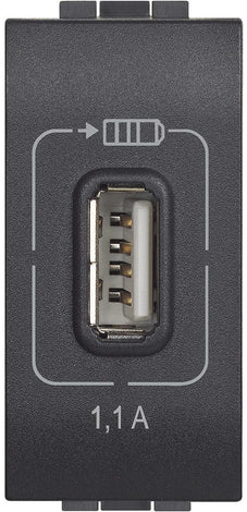 CARGADOR USB 1 MOD. L4285C LIVING Y LIGHT