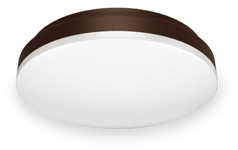 CEILING LED B 12W 200-100 240V BFP 6000K CHOCOLATE