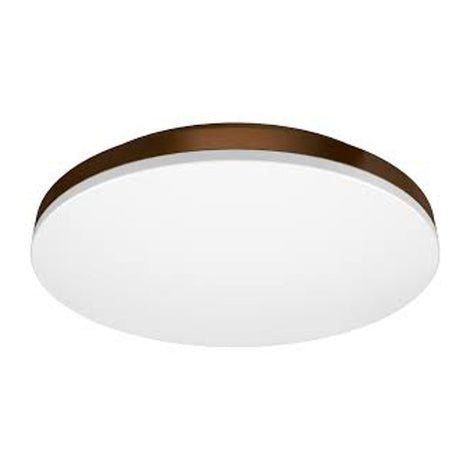 CEILING CL300 LED 17W 100-240V 3000K CHOCOLATE