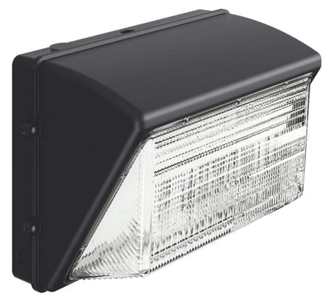 WALLPACK 80W 100-305V AFP 6000K GRIS ACERO