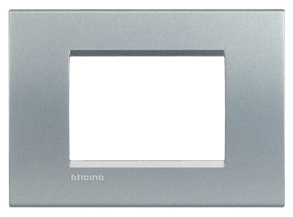 PLACA RECTANGULAR COLOR TECH 3 MOD. LNA4803TE LIVING Y LIGHT