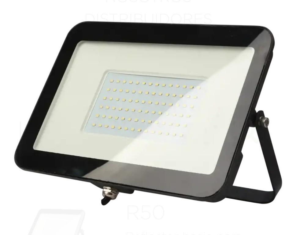 REFLECTOR DE LED LINEA BASIC 50W 127V
