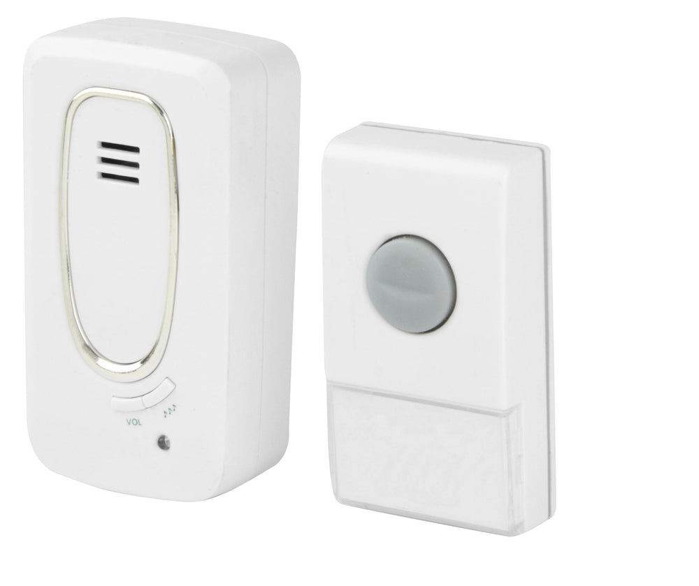 TIMBRE INALAMBRICO DOORMAN PLUG-IN WDC843 ENCHUFABLE
