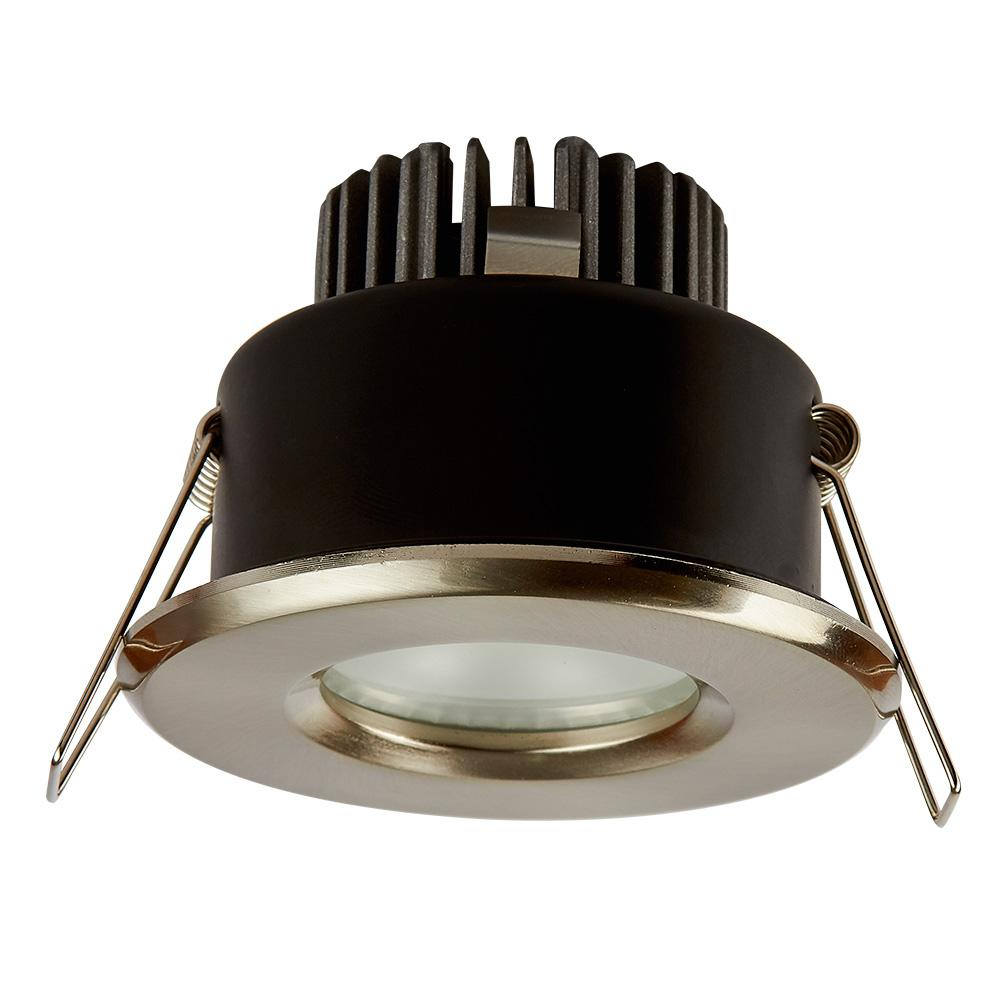 INTERIOR EMPOTRADOS LED 6.5W 100-240V 3000K SATINADO