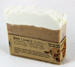 """Beer Lover's"" Artisan Soap"