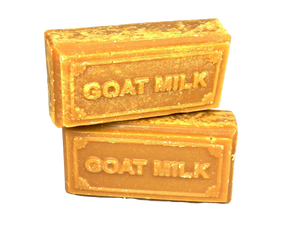 Toasted Orange  - Goat Milk Raw Honey Bar