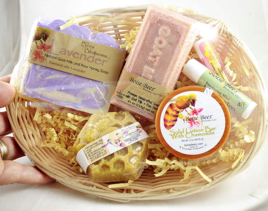 Buzzy Bee Clean Gift Basket