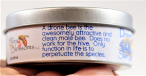 Drone Bee Solid Lotion Skin Bar