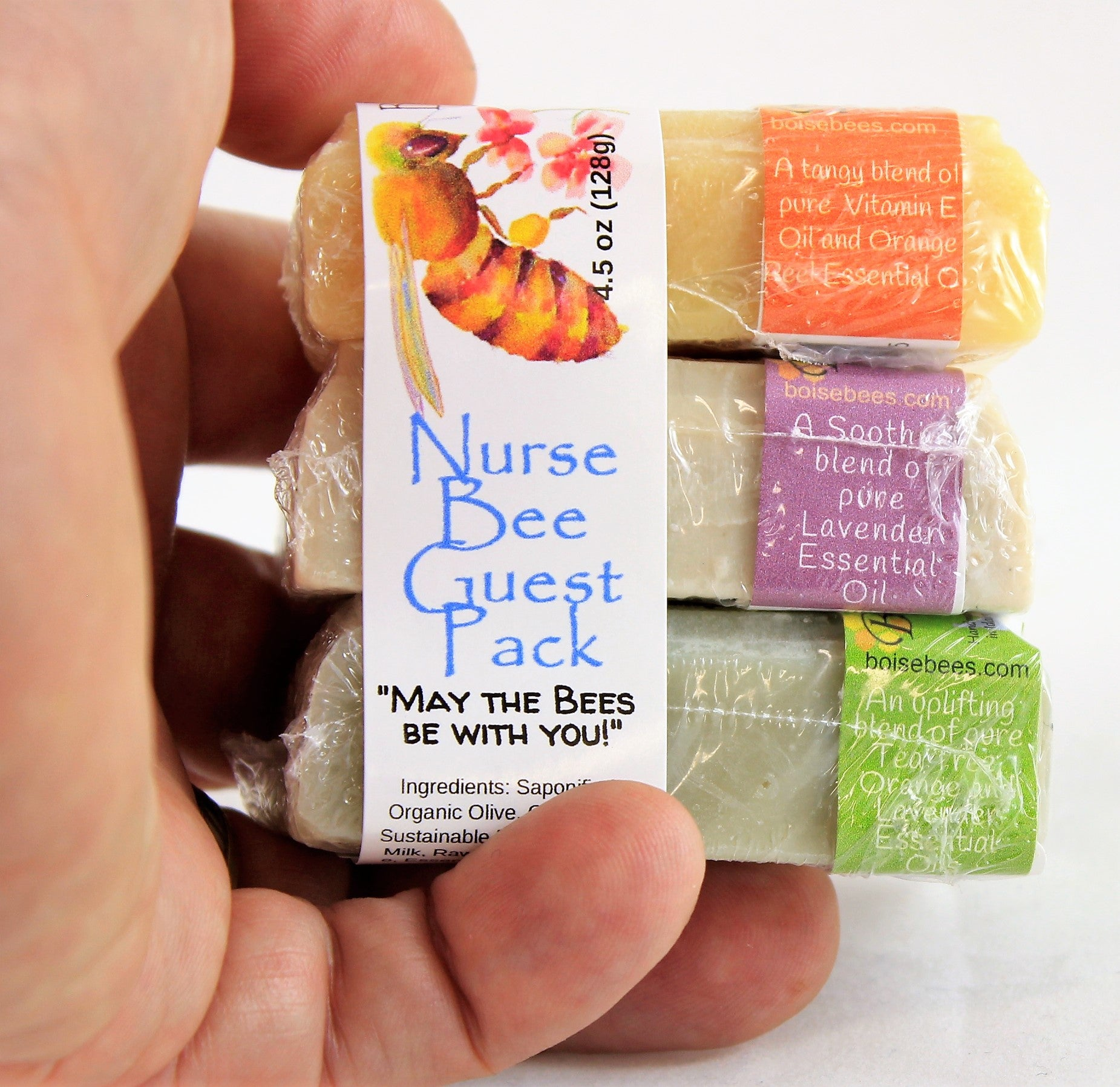 Nurse Bee Guest Pack
