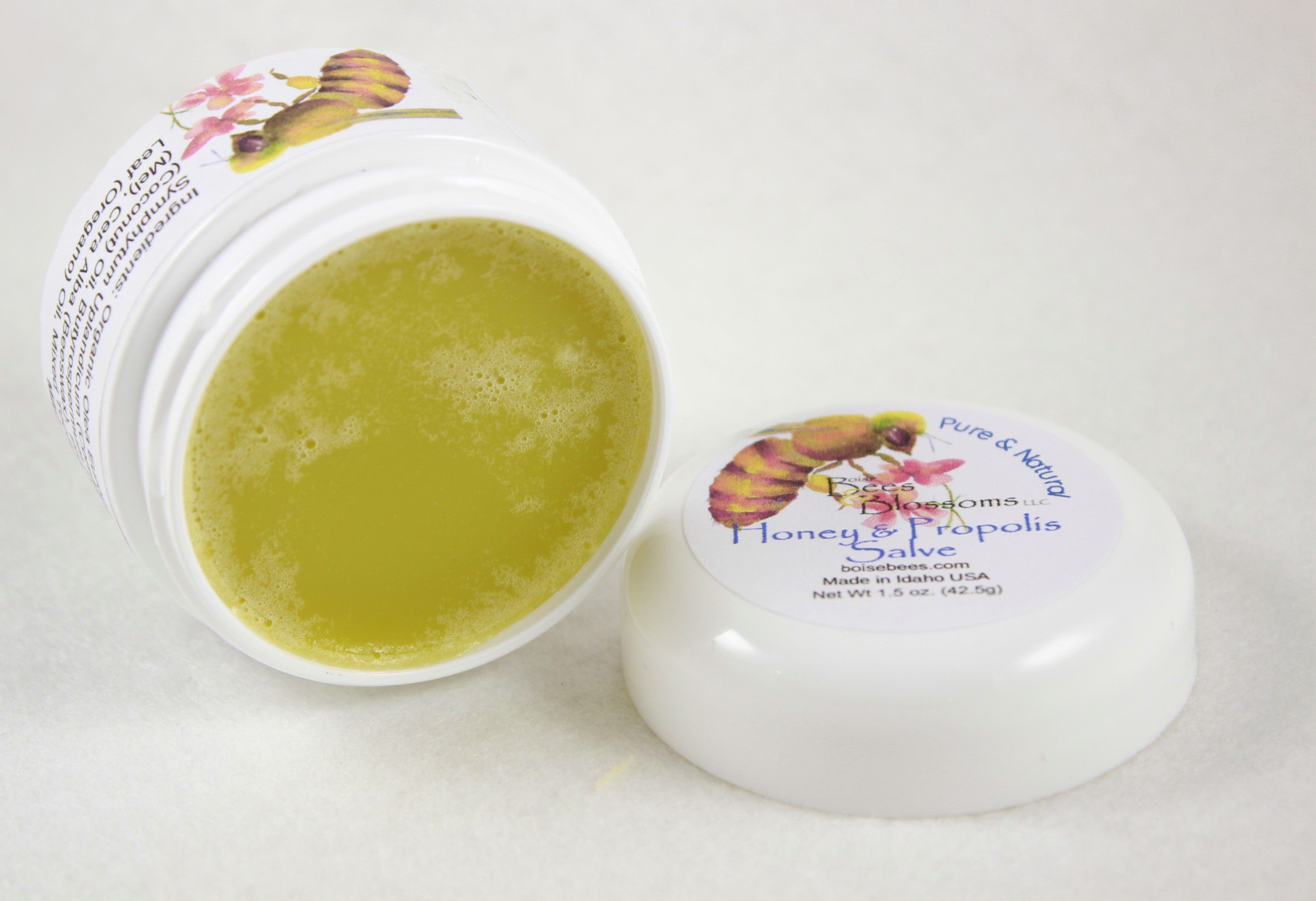 Honey & Propolis Salve