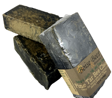 "Pine Tar ""Bee Cleanse"" Artisan Soap"
