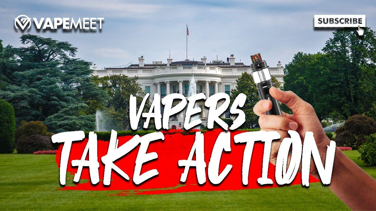 Vapers Are Taking Action...and YOU Should Too!
