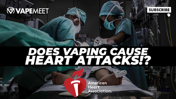 American Heart Association Retracts UNTRUE Vape Study!