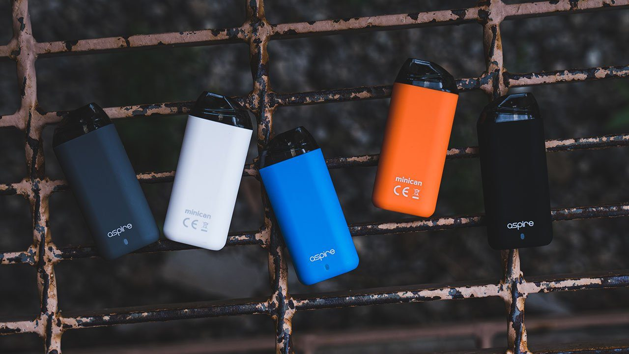 Aspire - Minican Open Pod Kit Review