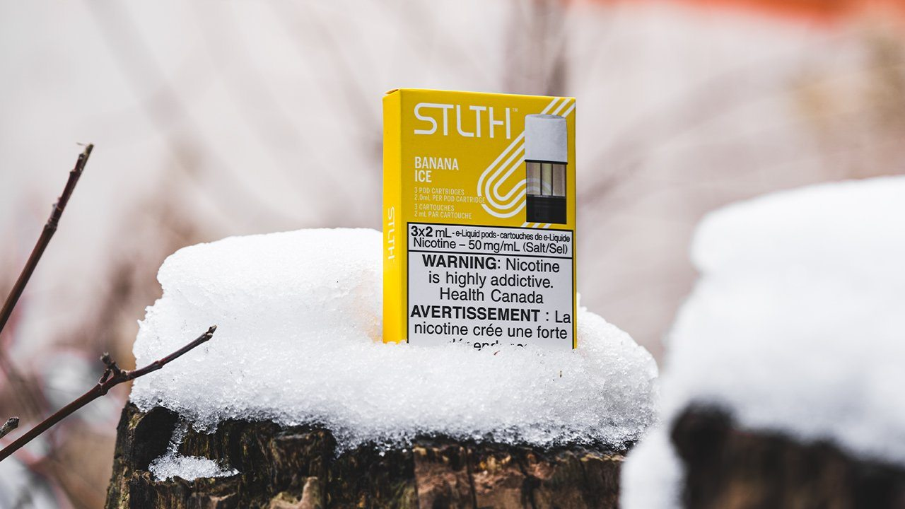 STLTH Pods Review