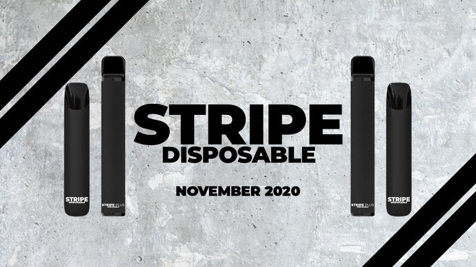 Stripe Disposable Coming Soon!