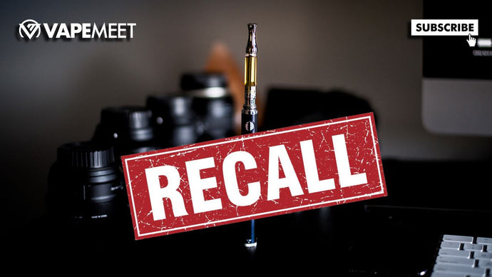 Michigan Recalls Legal THC Vapes for Vitamin E Acetate...