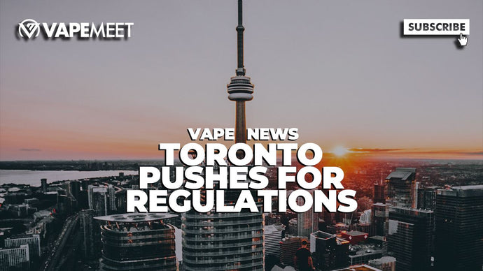 Vape News: Will Toronto BAN Vaping!?