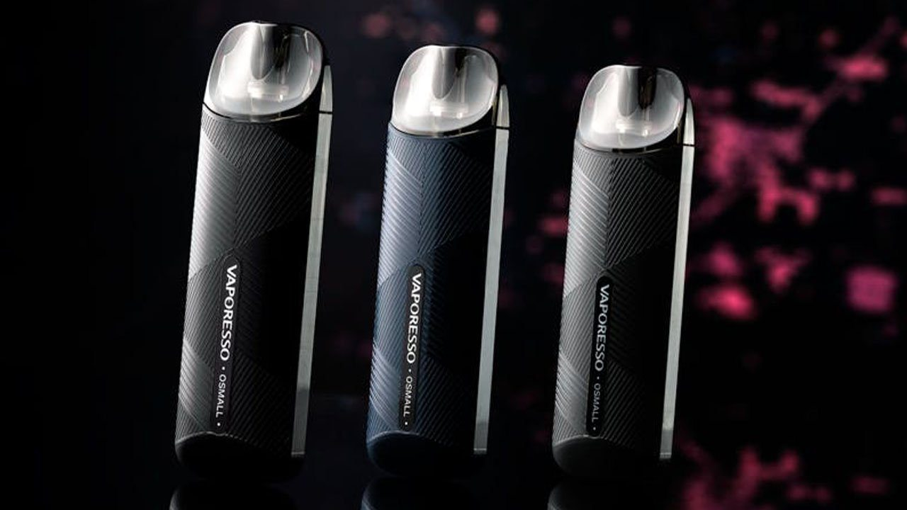 Vaporesso - Osmall Open Pod Kit Review