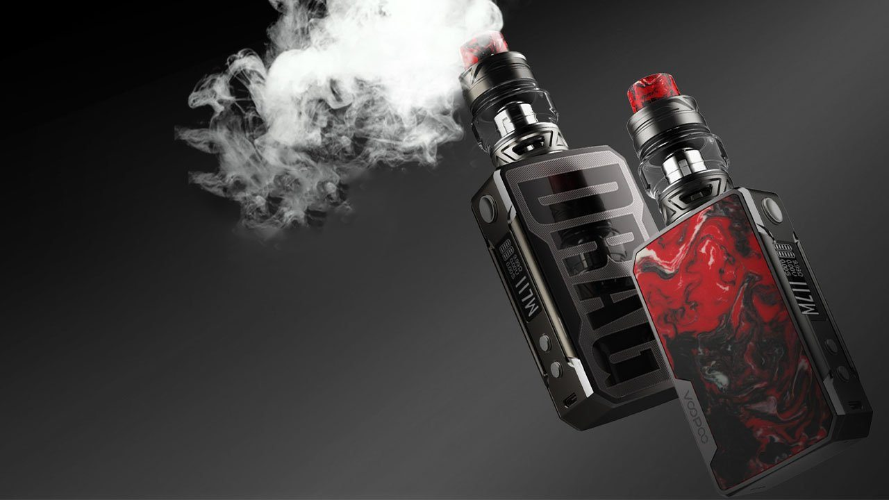 VooPoo Drag Mini Mod Review