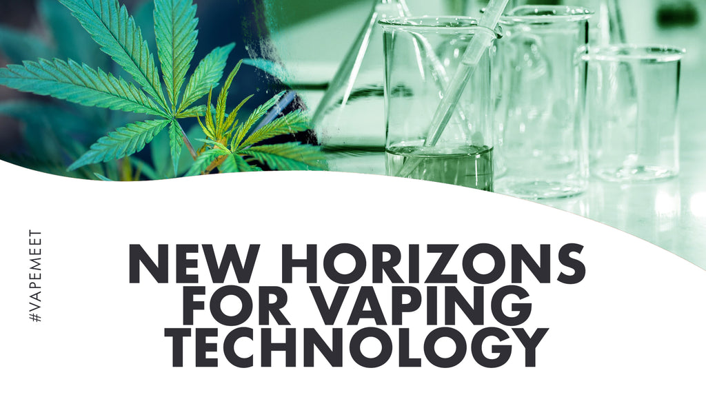 New Horizons for Vaping Technology
