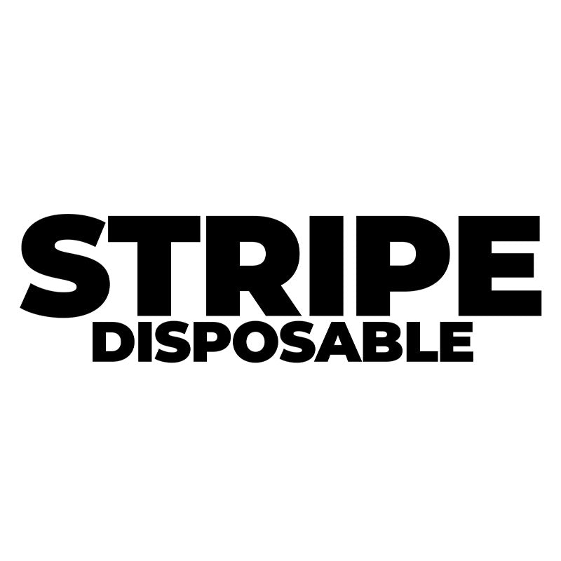 Stripe Disposable Logo