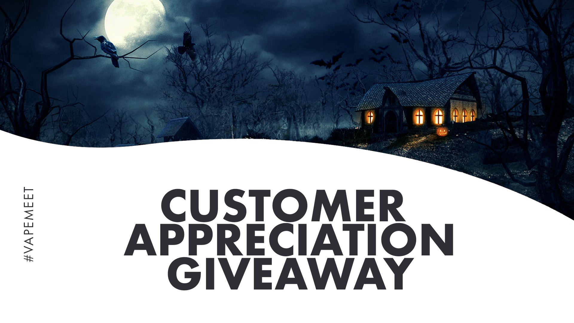Customer Appreciation Giveaway