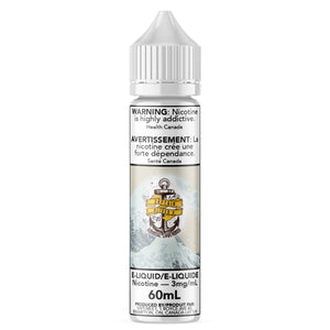Captain Oliver's - Admiral Cavendish E-Liquid Captain Oliver's Custards & Puddings 60mL 0 mg/mL