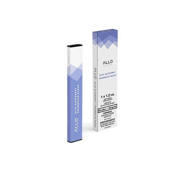 Allo Disposable - Blue Raspberry Pre-filled Pod Allo Disposable 20mg/mL