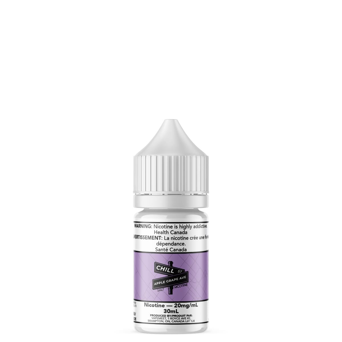 Chill St. - Apple Grape Avenue E-Liquid Chill St. 30mL 10 mg/mL
