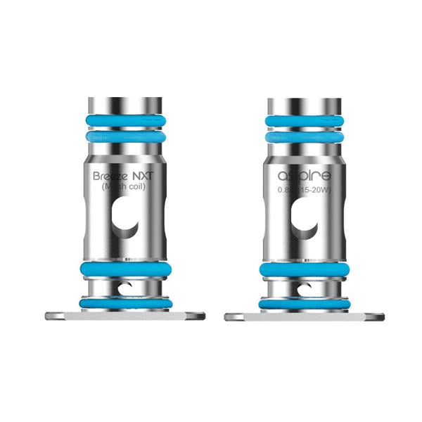Aspire - Breeze NXT Replacement Coils (3 Pack) Replacement Coil Aspire Mesh - 0.8 ohm