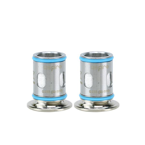 Aspire - Cloudflask Replacement Coils (3 Pack) Replacement Coil Aspire 0.25 ohm Mesh