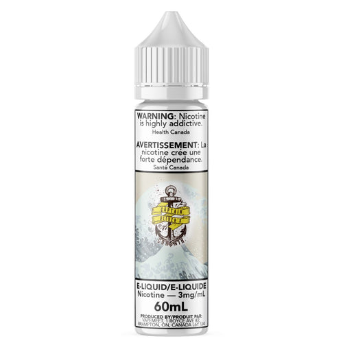 Captain Oliver's - Corsair E-Liquid Captain Oliver's Custards & Puddings 60mL 0 mg/mL