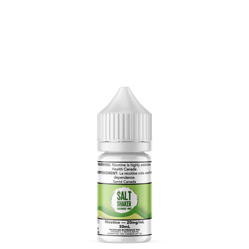 Salt Shaker - Cucumber Mint E-Liquid Salt Shaker 30mL 20 mg/mL