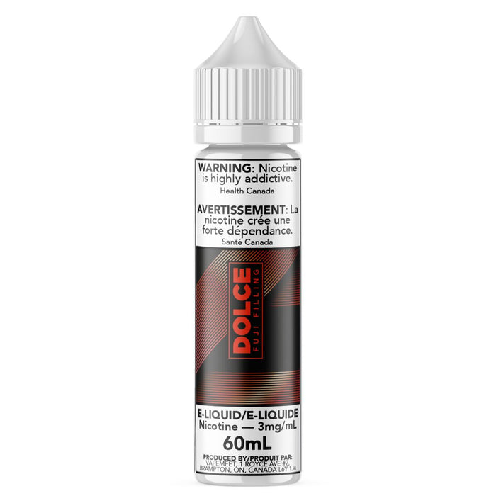 Dolce - Fuji Filling E-Liquid Dolce 60mL 0 mg/mL