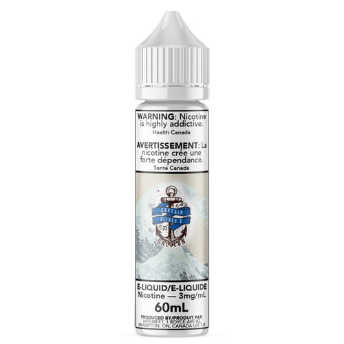 Captain Oliver's - Galleon E-Liquid Captain Oliver's Custards & Puddings 60mL 0 mg/mL