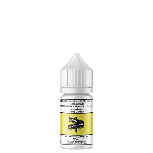 Chill St. - Lemon Lane E-Liquid Chill St. 30mL 10 mg/mL