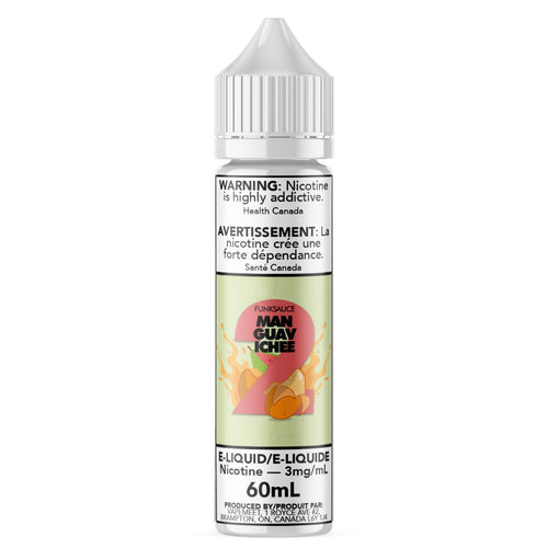 Funksauce - Manguavichee 2 E-Liquid Funksauce 60mL 0 mg/mL