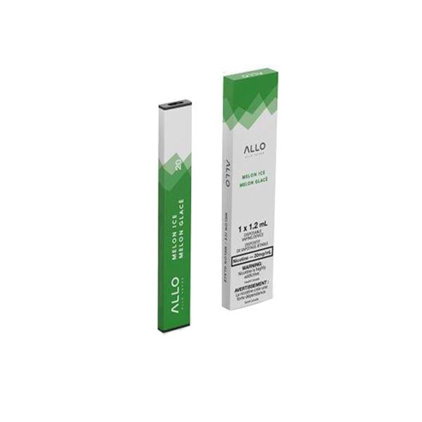 Allo Disposable - Melon Ice Disposable Allo Disposable 20mg/mL