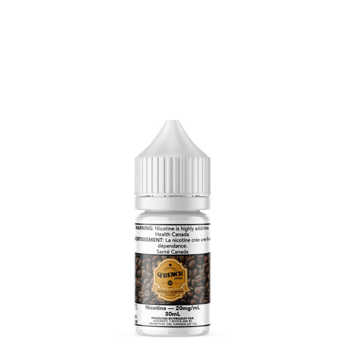 French Press Salted - Monday Morning E-Liquid French Press Salted 30mL 20 mg/mL